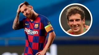 Goretzka, tras eliminar al Barcelona: ''Me la he pasado bien viendo a Messi así''