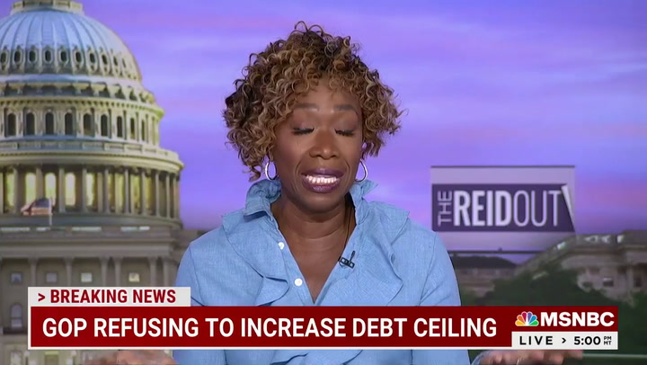 MSNBC's Reid: 'Nihilistic' GOP 'Willing To Destroy the U.S. Economy Just To Own the Libs'