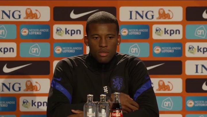 Wijnaldum habla sobre el interés del Barça