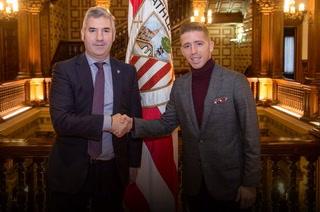 Muniain, en el Athletic de Bilbao hasta 2024 sin cláusula de rescisión