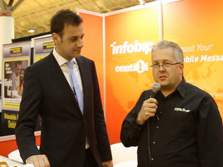 CTIA 2012: Infobip looks for a silver lining in the mobile cloud
