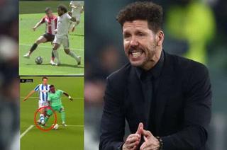 ¿Por qué al Real Madrid le pitan más penaltis? La contundente respuesta del Cholo Simeone