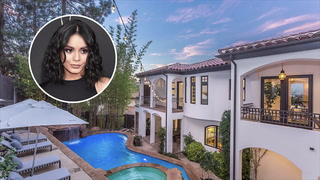 Vanessa Hudgens Turns From 'Rent' to Sell