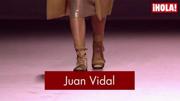 Fashion Week Madrid otoño-Invierno 2015-2016: Juan Vidal