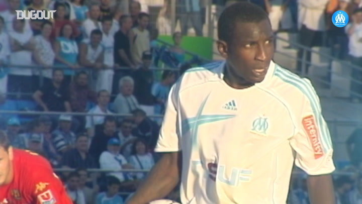 Mamadou Niang's best goals for OM