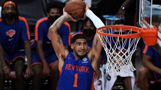 NBA Insider Ian Begley on Knicks' big win in Orlando, play of Obi Toppin   SportsNite