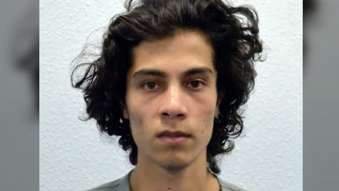 Teen Convicted in  London Tube Attack