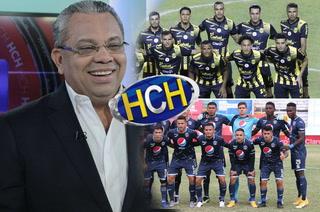 Real España y Motagua quieren dejar TVC y que HCH les transmita sus partidos, revela Eduardo Maldonado