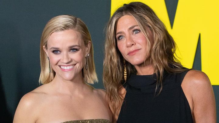Reese Witherspoon explica por qué dejo plantada a Jennifer Aniston  en \'Friends\'