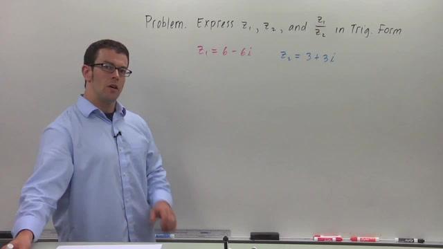 Dividing Complex Numbers - Problem 2