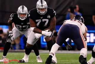 Gameday Preview: Raiders will face the Packers without Trent Brown, Tyrell Williams – Video