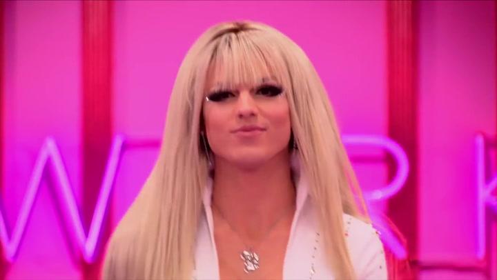 Derrick Barry Meets Britney Spears