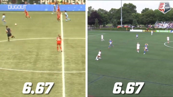 Breaking The NWSL Fastest Goal Record