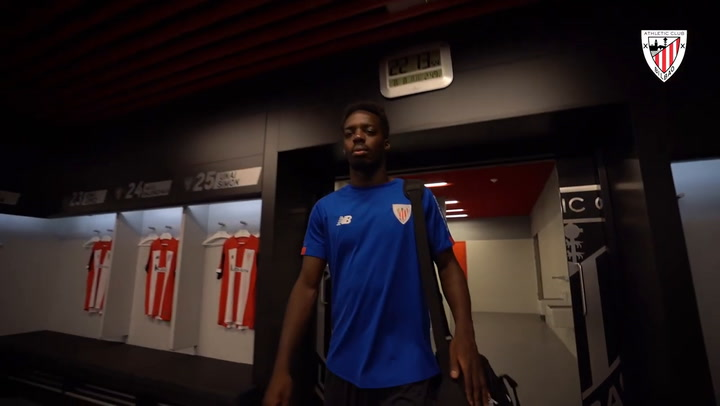 Iñaki Williams renueva con el Athletic hasta 2028