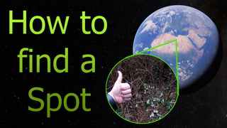 How to find a Guerilla Growing Spot
