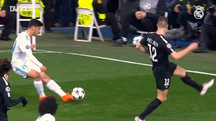 Real Madrid'in PSG'e Attığı En İyi Goller
