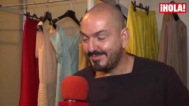 Juan Duyos: \'Contar con el Ballet Nacional de España es el mejor complemento que puede tener en mi colección\'