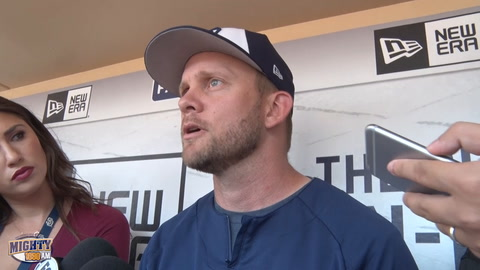 Andy Green on pleasant surprises of the season, Austin Hedges struggles