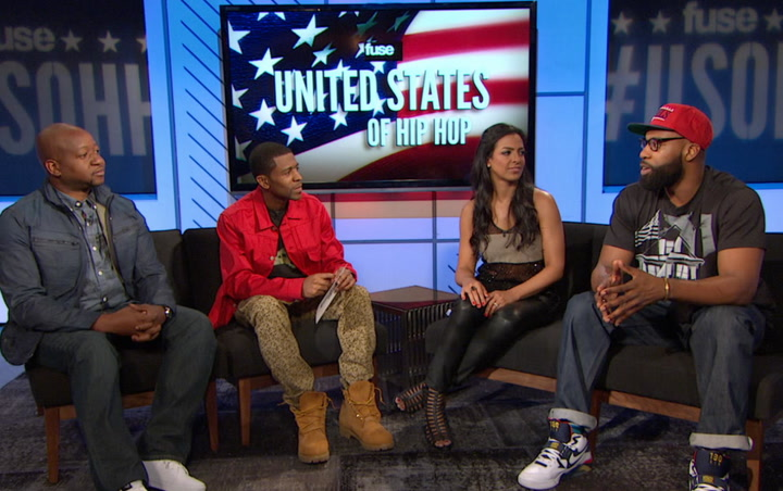 Shows: United States of Hip Hop: Best Baller to put out a Rap Album