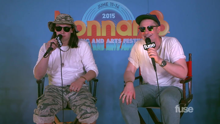 Bonnaroo 2015: Jungle Accidentally Leaves Their Tour Manager Behind