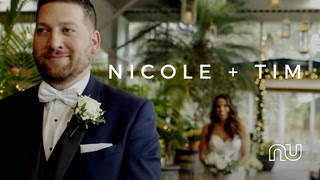 Nicole + Timothy | Saint James, New York | Flowerfield