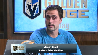 Golden Edge Mailbag With Alex Tuch