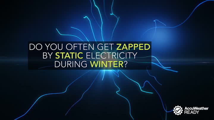 Static Electricity During Winter