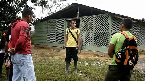 Campesinos colombianos, entre desespero y el regreso a la coca
