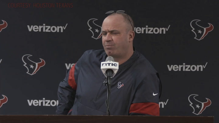 Bill O'Brien believes Texans received fair value in Jadeveon Clowney trade with Seahawks