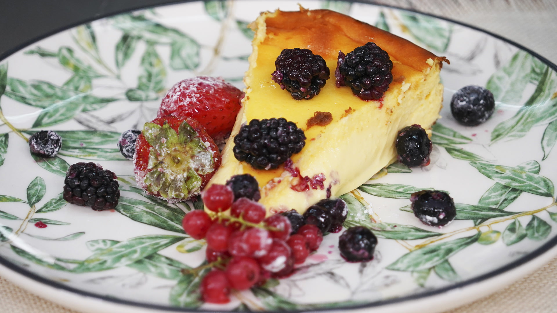 La receta secreta de la tarta de queso de Pepa