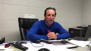 Tony DeFrancesco talks about the win over Fresno