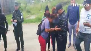 Triste drama de familia al encontrar cuerpo de pariente en colonia Nuevo Tiempo