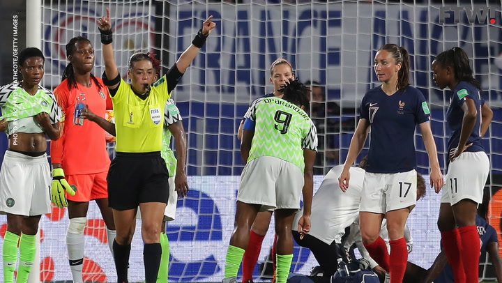 Women's World Cup: Terrible VAR decision eliminated Scotland