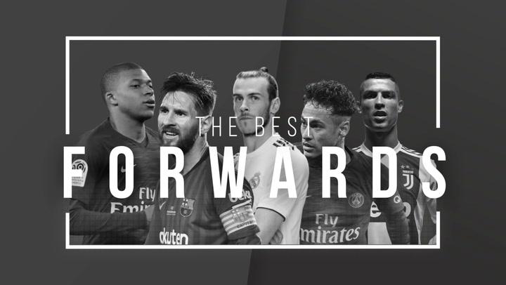 Best Forwards: Robert Lewandowski