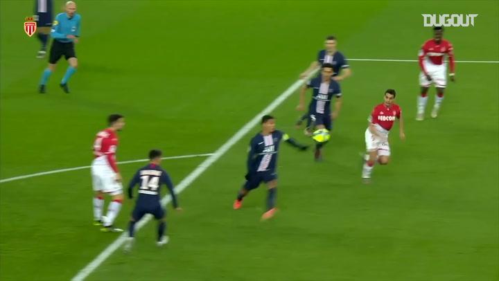 Monaco's incredible draw at Parc des Princes