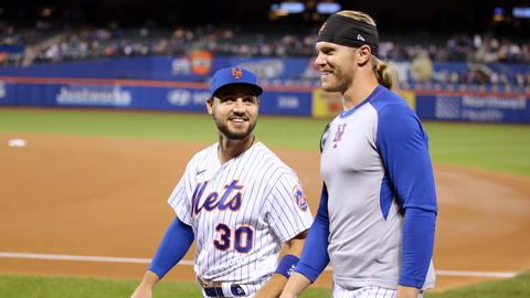 Who has had more impactful Mets career: Michael Conforto or Noah Syndergaard? | Baseball Night in NY