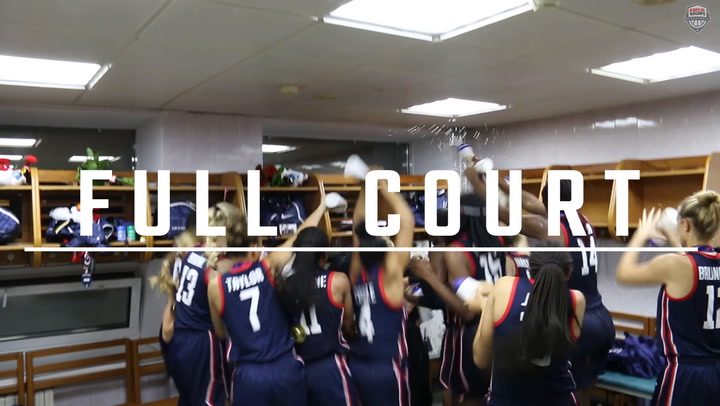 Full Court: Recapping The 2018 USA U17 World Cup Team's Golden Run