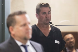 Bail set for Scott Gragson, ex-Las Vegas mayor's grandson, in fatal wreck – VIDEO