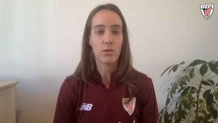 """Marta Unzué: """"Creo que en un par de años más puedo estar al mejor nivel"""""""