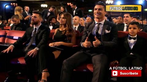 El hijo de Cristiano estrenó su cuenta de Instagram con un mensaje a Messi