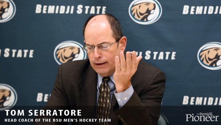 Serratore, Beavers recap weekend against Lake State