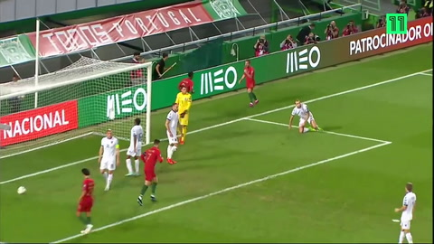 Portugal 3-0 Luxemburgo (Eliminatoria Eurocopa 2020)