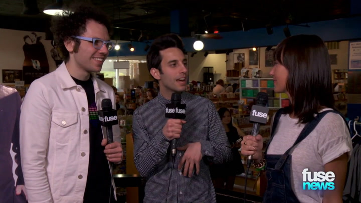 Shows: Fuse News: Great Big World SXSW Teaser