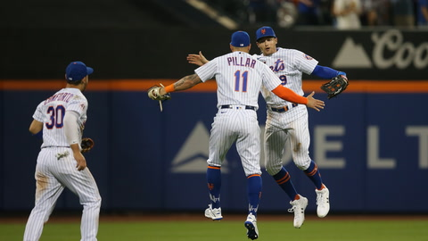 Mets keep rolling, take down red-hot Brewers on Monday | SportsNite
