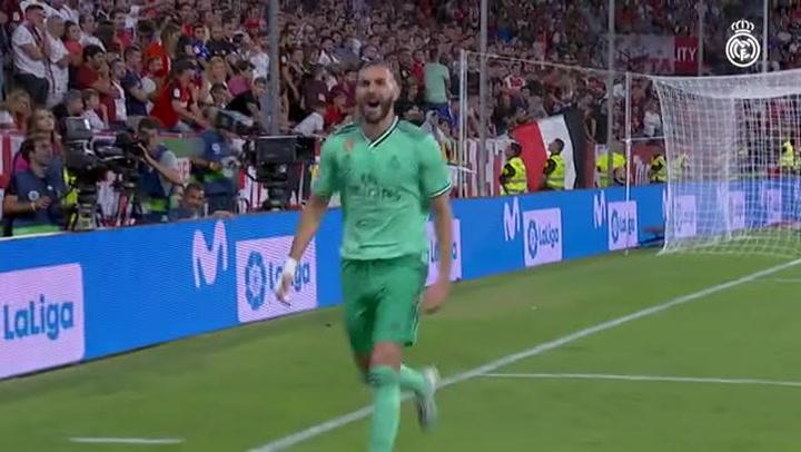 El Real Madrid jugará de verde ante el Espanyol para sumarse a la cumbre del clima