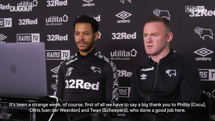 Rooney: 'I've learned a lot from the managers in my career'