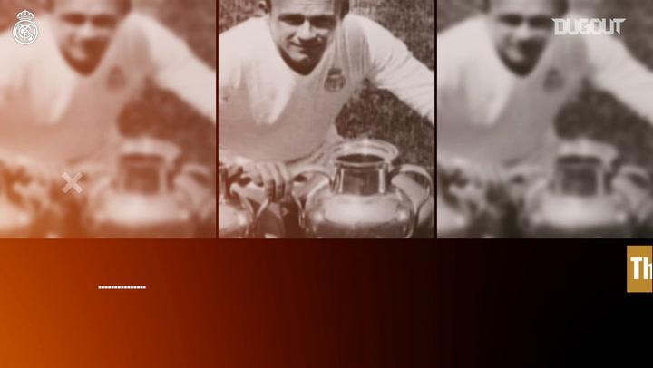 Alfredo Di Stéfano's everlasting Real Madrid legacy