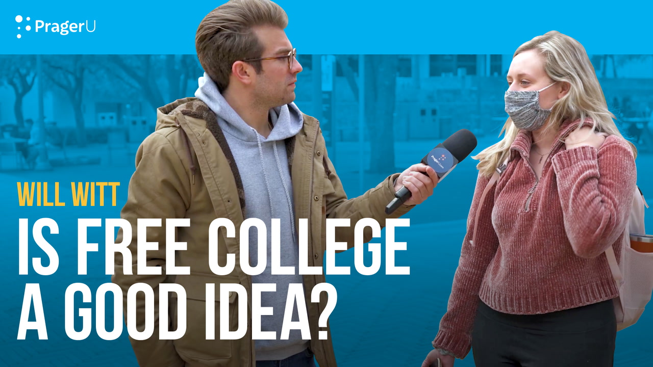 Is Free College a Good Idea?