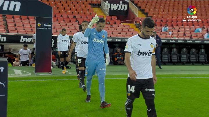 LaLiga (J9): Resumen y goles del Valencia 4-1 Real Madrid