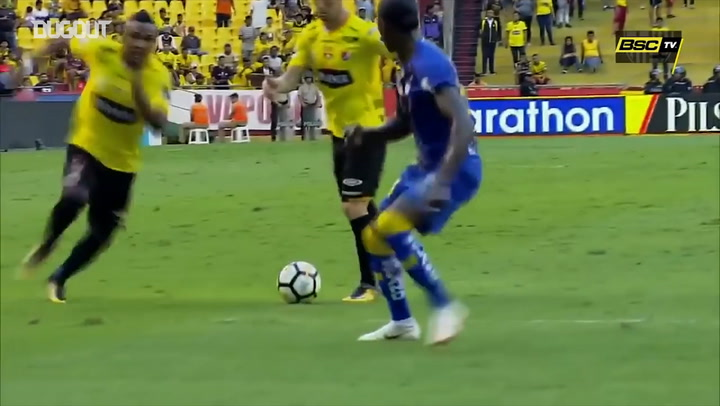 Barcelona SC's Top Five Moments Against Delfín